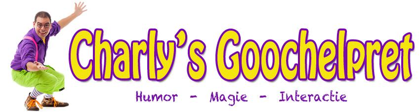 Kindershow Goochelpret - Goochelaar Charly
