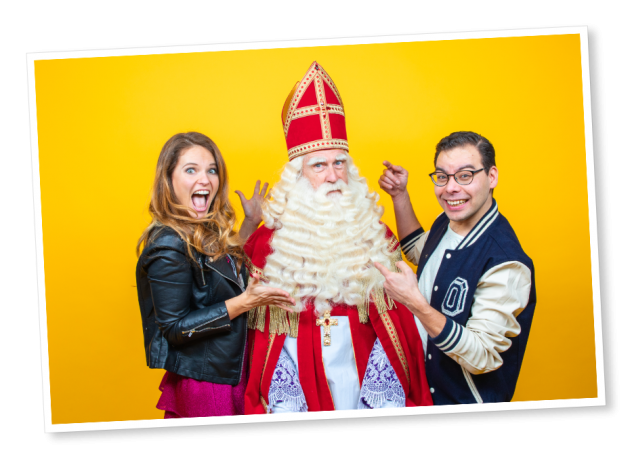 Sint Surprise Show Sinterklaas