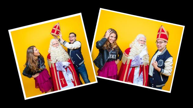 Jamie & Charly Sint Surprise Show - Sinterklaas Kindershow