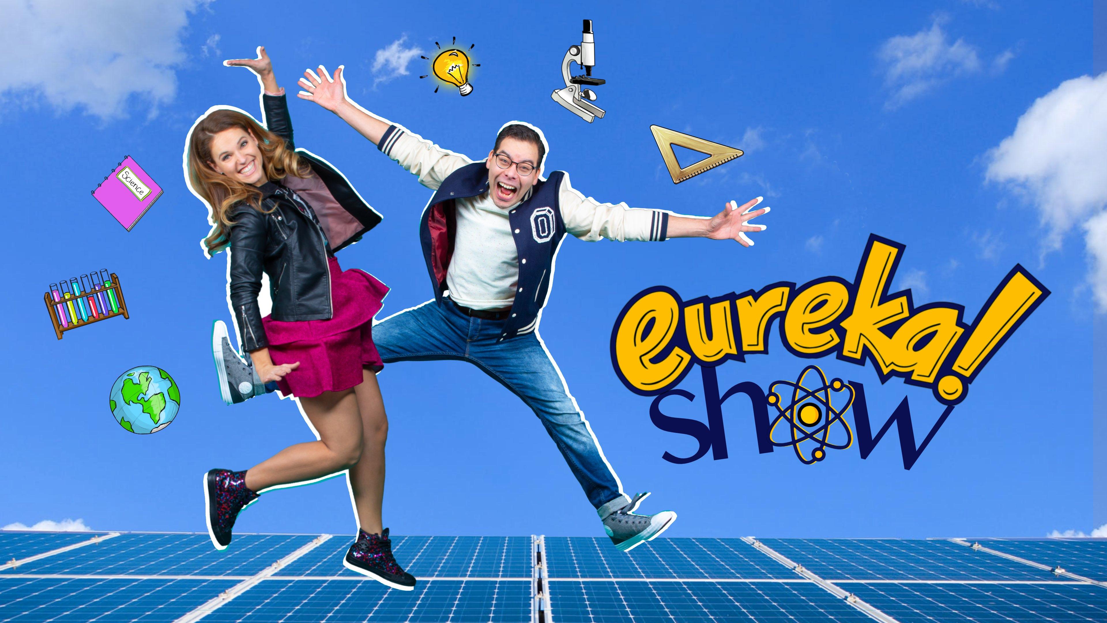 Jamie & Charly Eureka Kindershow