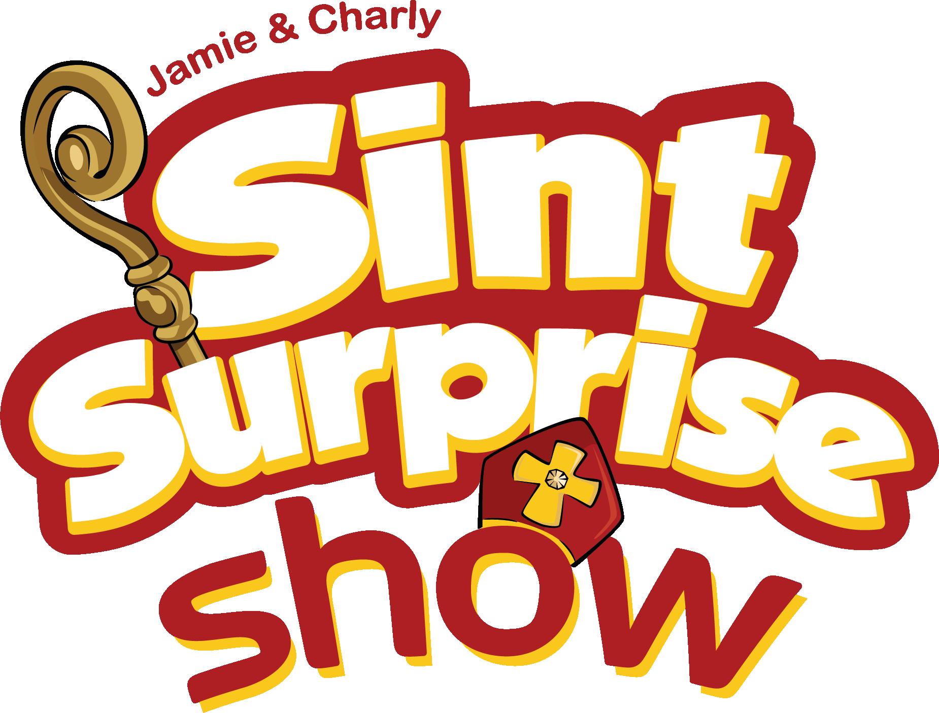 Sint Surprise Show - Jamie & Charly Kindershow / Sinterklaasshow