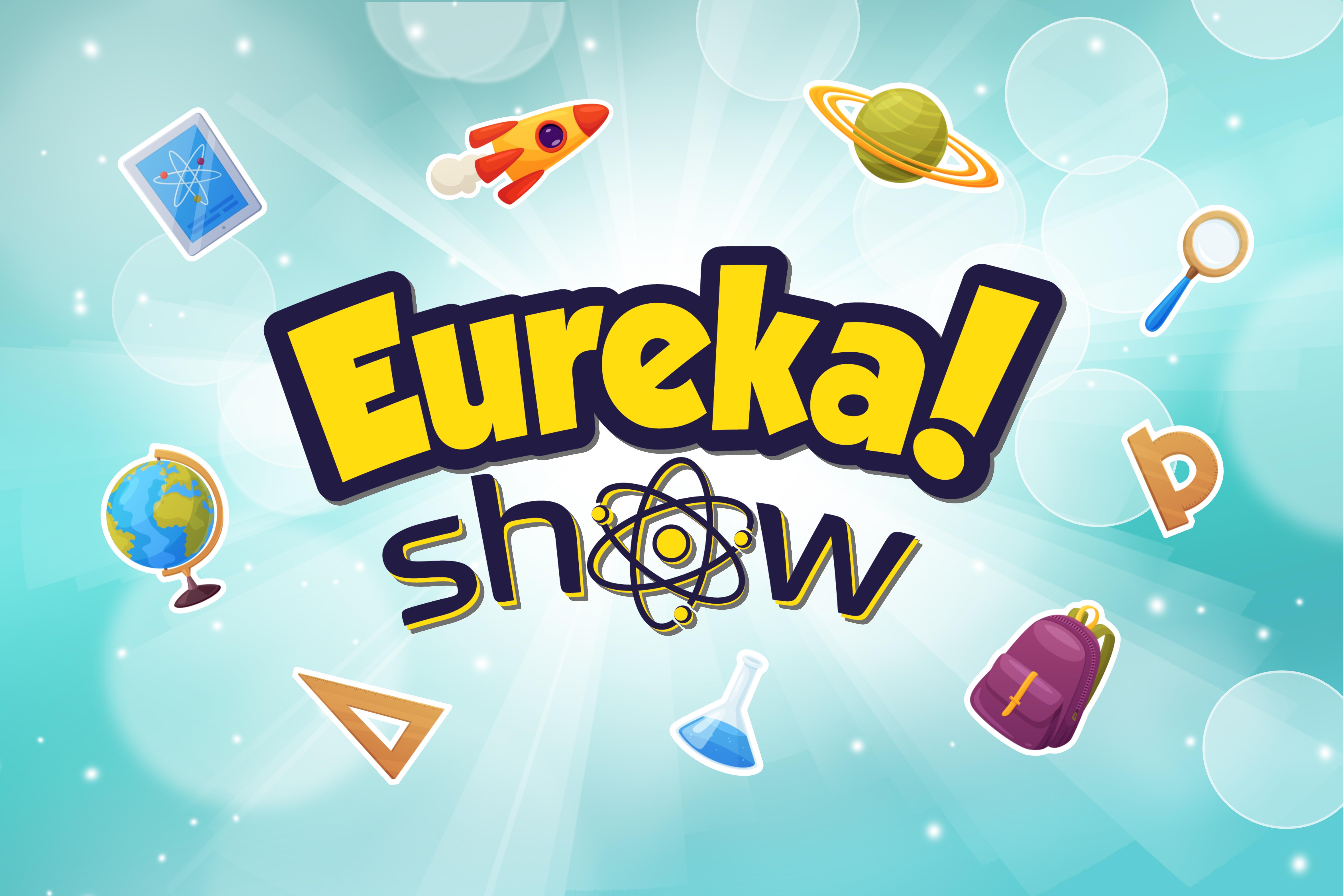 Eureka Show - Kindershow Wetenschap